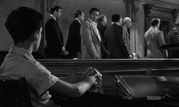 a review of twelve angry men a movie on violence 12 angry men was indeed a fantastic film, and the acting i thought by all the jury cast was amazing i often wondered though if this was meant and wrote to be in some sort of play before its transition to movie form.